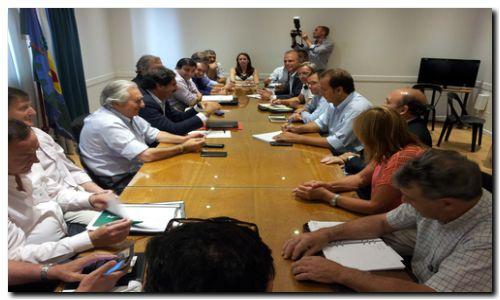AGRO: Reunión Mesa Agropecuaria Provincial