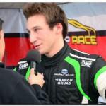 TOP RACE V6: A horas del debut de Franco De Benedictis