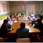 NECOCHEA: Reunión en el Concejo Deliberante