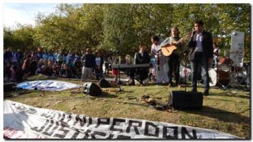 NECOCHEA: López, presente en el acto del Día de la Memoria por la Verdad y la Justicia