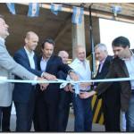 PUERTO QUEQUÉN: Se inauguró la Terminal Sitio 0