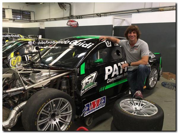 TOP RACE: De Benedictis confiado para 9 de Julio