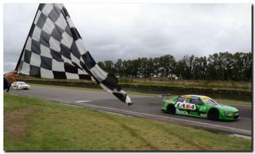 TOP RACE: La pantera entre los más rápidos en la clasificación de 9 de julio