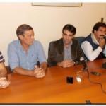 NECOCHEA: López y Sarquís resaltaron el área de Agroindustria y anunciaron trabajo en conjunto
