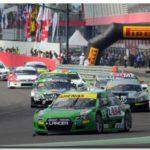 TOP RACE: La Pantera nuevamente entre los diez, en la tercera
