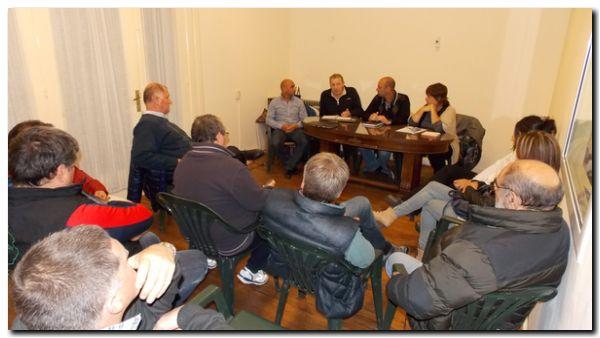 NECOCHEA: El municipio elabora proyectos para recuperar el sector pesquero