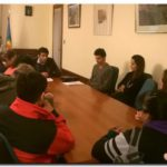 NECOCHEA: Emprendedores y CTEP reunidos con el Intendente López