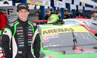 TOP RACE: Franco y Juan Bautista largan en la misma fila