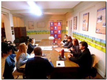 NECOCHEA: Reunión de Comisiones del Concejo Deliberante