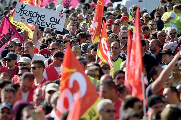 FRANCIA: Las revueltas continúan a solo 12 días de la Eurocopa