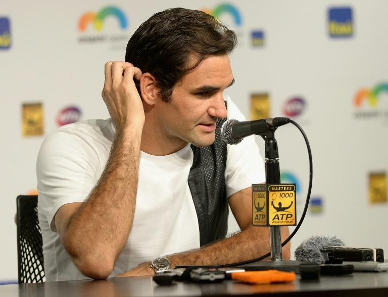 TENIS: Federer no jugará el abierto de Australia