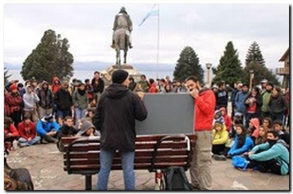 EDUCACIÓN: Alto acatamiento al paro docente universitario con múltiples actividades
