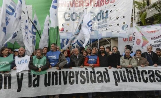CONADU Histórica resolvió formular una contrapropuesta en la paritaria nacional docente