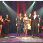 Ruta del Tango: Mora Godoy brilló en el escenario del París