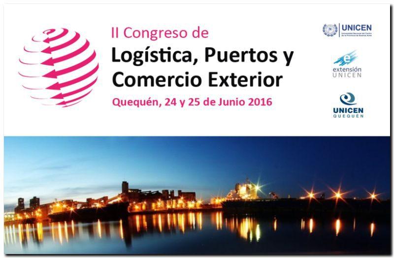 II Congreso Logística, Puertos y Comercio Exterior 2016