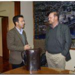 Grobocopatel destacó el potencial de Quequén por tener la faz productiva sobre el puerto