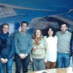 """Dr. Arturo Rojas con el Consejo Escolar. """"Aunar esfuerzos en pos de las instituciones educativas"""""""