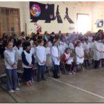 Concejales del FR participaron de la Jura de Bandera en el Interior