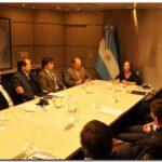 La Mesa Agropecuaria Provincial se reunió con la Gobernadora Vidal