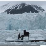 ¿Un piano en el Ártico?