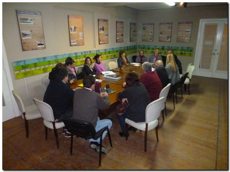 Trabajo de las comisiones del Concejo deliberante