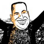 Sale con fritas los sábados… Humor político…