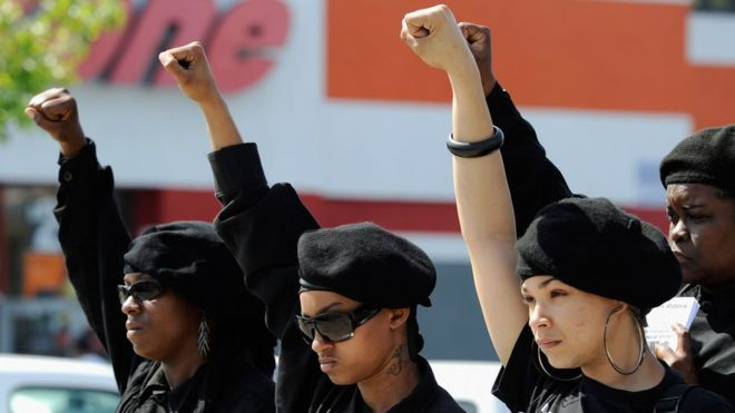 ¿Están los grupos separatistas negros viviendo un renacimiento en EE.UU.?