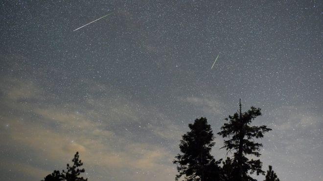 Espectacular lluvia de meteoritos que podremos ver en todo el mundo este fin de semana