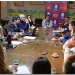 Puerto Quequén entregó el Estudio de Logística del Transporte de Carga