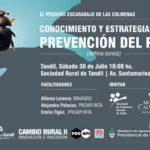 Jornada para el conocimiento y estrategia de prevención del PEC