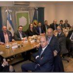 Vidal recibió el apoyo de rectores de universidades públicas a su reclamo por el Fondo del Conurbano