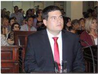 Valentín Bustillo quedará momentáneamente a cargo del área de Protección Ciudadana