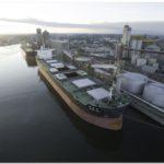 Puerto Quequén cerca de alcanzar los Cinco Millones y Medio de Toneladas