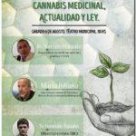 Jornada Cannabis Medicinal, Actualidad y Ley en Necochea