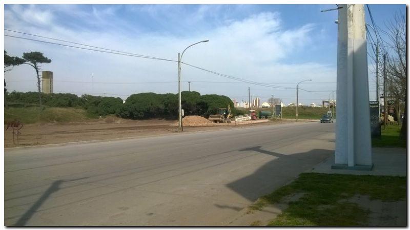 Obras del Consorcio de Puerto Quequén