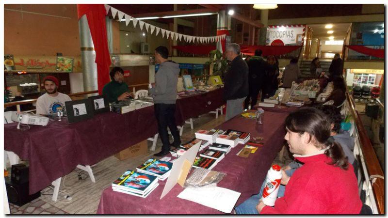 Se inauguró la 15ª Feria del Libro y de las Artes