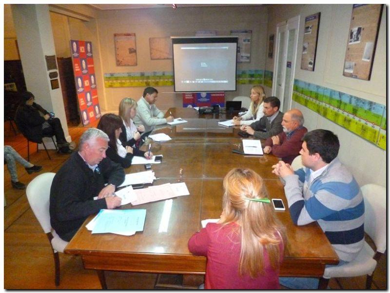 Turismo y pirotecnia cero analizados en el Concejo Deliberante