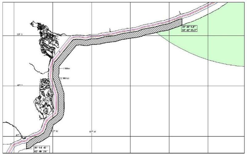La Provincia autoriza a tres buques para operar sobre anchoíta en la franja costera de Necochea