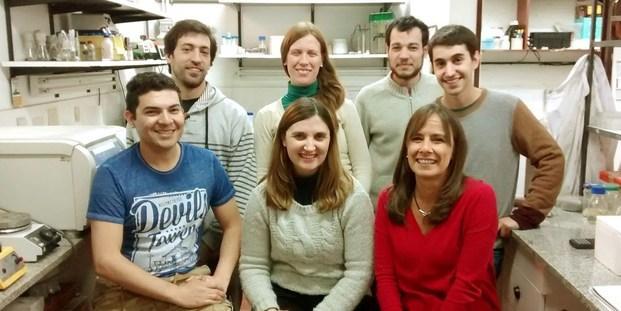 Un necochense integrael equipo que logró avances contra la tos convulsa