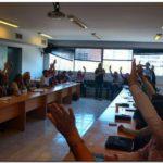 CICOP aceptó en disconformidad la propuesta del gobierno
