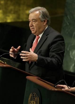 Antonio Guterres será el secretario general de la ONU
