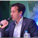 Arturo Rojas en el primer Encuentro Multisectorial del Consejo Portuario Argentino