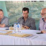 Apertura de Sobres de Licitación de Obra en Puerto Quequén