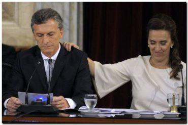"""Macri, Michetti y el """"Gato"""" Gaudio denunciados por la firma de un acuerdo con Qatar"""
