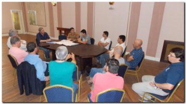 Ruggiero se reunió con el SIP para avanzar en el desarrollo del sector