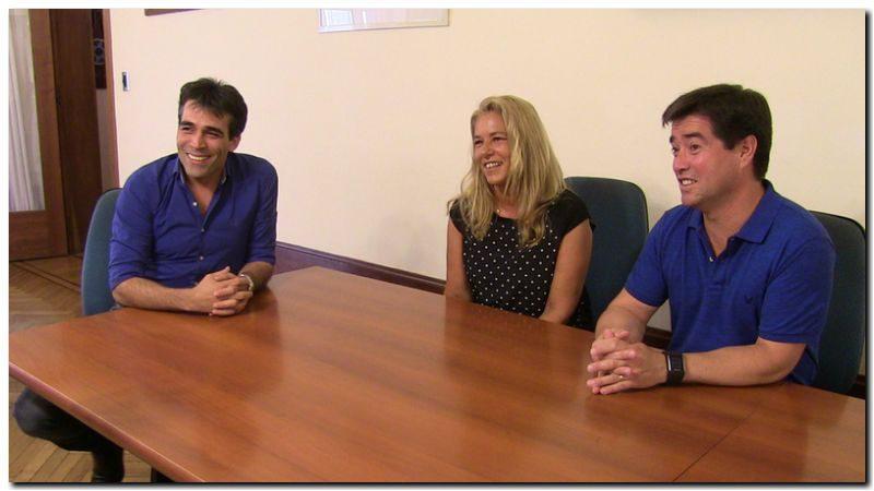 López presentó a Ernestina Inda como la nueva directora del Hospital Ferreyra