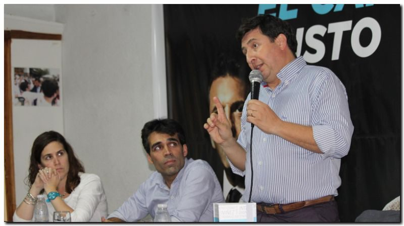 """López con Arroyo: """"Tenemos que hacer las herramientas para cambiar esta realidad"""""""