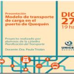 TRANSPORTE: Presentan estudio sobre Puerto Quequén