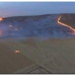 PREVENCIÓN: Incendios en cosecha, prevenir antes que lamentar