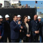 Puerto Quequén supero el record de 2012 en materia de mercaderías operadas